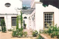 Cape Dutch, Colonial Style Homes, Brick Walls, West Indies, Cape Town, Ww2, Townhouse, South Africa, Architects