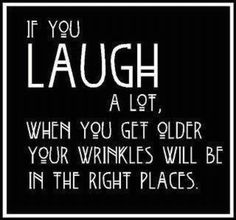i live to love and laugh a lot