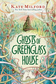 Ghosts of Greenglass House by [Milford, Kate] Used Books, Books To Read, My Books, Fantasy Books For Kids, Enchanted Book, Christmas Books, Christmas Time, Chapter Books, Book Worms