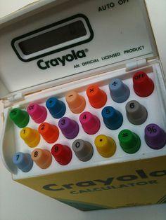 """Crayola calculator,"" by skipratmedia, via Flickr (Craig Burston)"