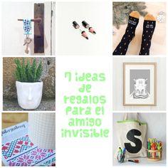 Especial regalos #amigoinvisible