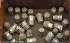 5 If these Thimbles Could Talk