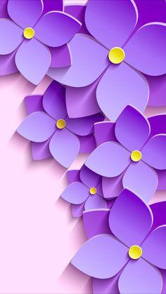 samsung wallpaper Duvar kagitlari Wallpapers - in 2020 Flower Background Wallpaper, Flower Phone Wallpaper, Phone Screen Wallpaper, Purple Wallpaper, Cute Wallpaper Backgrounds, Flower Backgrounds, Colorful Wallpaper, Cellphone Wallpaper, Cool Wallpaper