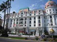 The Negresco Hotel, Nice, France