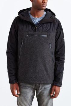 ECOALF Zermatt Wool Anorak