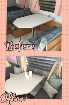 How to make new camper cushion covers! #glamper #popup