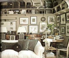 STUDIO ANNETTA: Binny Hudson's London Home