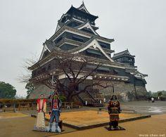 Tenshu, Kumamoto Castle, Kumamoto