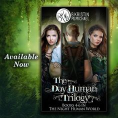 Follow Devin and Nessa into the mysterious world of the fairy sidhe! The Day Human Trilogy Complete Collection is Available Now!  http://amzn.to/2iRq9lX