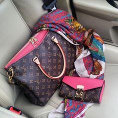 tPF Member: Ivonna, Bag: Louis Vuitton Pallas Bag, Shop: $2,490 via Louis Vuitton