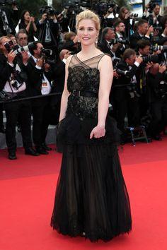 2016 Cannes Film Festival - Natacha Régnier at premiere of Money Monster