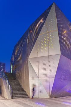 West Street Number 1 by 6A2 Studio, Architectural Design & Research Institute of Tsinghua University
