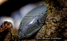 Obsidienne oeil céleste spider
