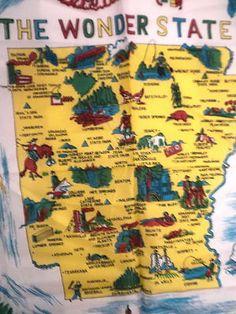 When we were the Wonder State,Arkansas