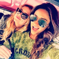 Shay And Ashley, Pretty Little Liars