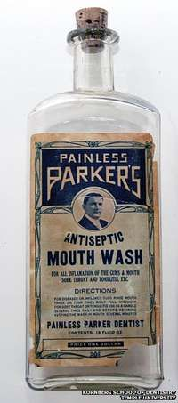 Painless Parker was a pioneer of modern dentistry who mixed showmanship with medical knowledge. BBC News remembers his legacy http://po.st/3Iijpa