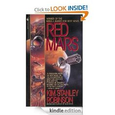 This and it's two sequels (Green Mars, Blue Mars) took me a long time to read. They are heavy, weighty in prose and ideas both. From the beginning of exploration through a nearly Trans-human ascendance, Mars is riveting and thought-provoking. A lot of technobabble in places, but it's GOOD techno-babble that presses the characters forward.
