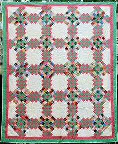 "Quilting,panel Vintage Japanese Kimono Silk FabricCadet Blue white lines 33/"""