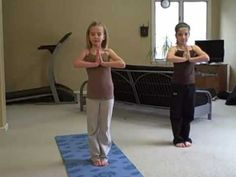 My First Yoga - Yoga for Kids - YouTube