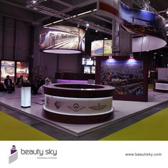 Tehran Control Traffic, Germany We are providing: Space Booking, Stand Design/Build, Marketing campaigns & also other travel services for all of the listed shows. For more details visit our website : http://beautisky.com/ #ExhibitionStandDesignersDubai