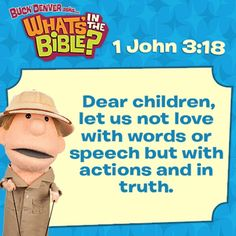 1 John 3:18 whatsinthebible.com