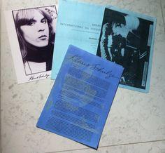 Event Ticket, Polaroid Film
