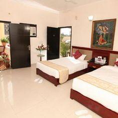 Hotels Near Iskcon Vrindavan - Kridha Residency #Iskcon #vrindavan