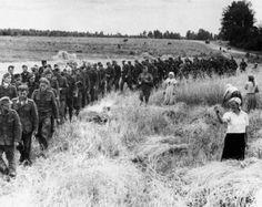Russia 1944, German army,Из России в СССР. Редкие исторические снимки. (49 фото)