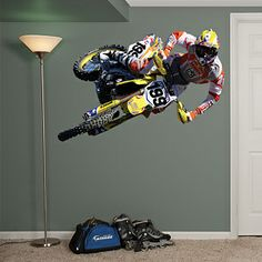 Ryan Dungey LifeSize Officially Licensed Removable Wall