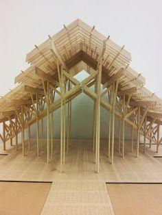 Arch361- Case Study-Pinecote Pavilion