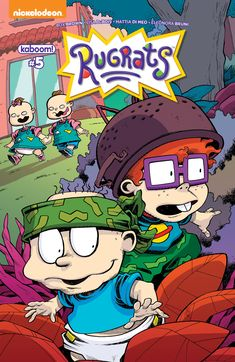 Buy Rugrats by Box Brown, Eleonora Bruni, Lisa Dubois and Read this Book on Kobo's Free Apps. Discover Kobo's Vast Collection of Ebooks and Audiobooks Today - Over 4 Million Titles! Rugrats Cartoon, Cartoon Net, Cartoon Books, 90s Cartoons, Book Cover Art, Comic Book Covers, Rugrats All Grown Up, Online Comic Books, Comics