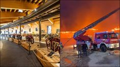 Top Mountain Crosspoint Motorcycle Museum Burns Down
