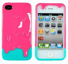 New 3D Melt ice-Cream Hard Case Skin Cover for iPhone Apple 4 4s/4g-hot Pink by be current, http://www.amazon.com/dp/B00C7Q5N8Y/ref=cm_sw_r_pi_dp_shOArb02P9HZR