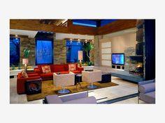 High End Family Room - Home and Garden Design Idea's