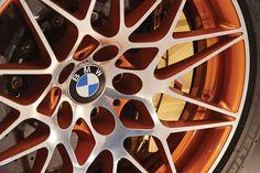 BMW M4 GTS - wheel