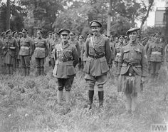 THE VICTORIA CROSS HOLDERS OF THE FIRST WORLD WAR