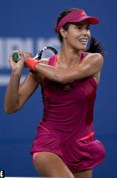 Ana Ivanovic... Play more tennis!