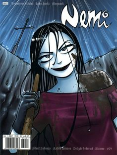 Nemi comic book nr 79