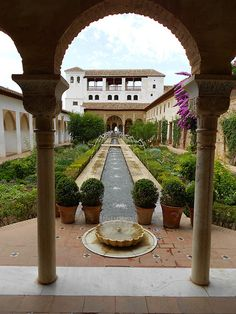 1000 images about holiday 39 88 12 spain andalusia on - Patios de granada ...