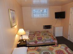 Possible Motel in Addington Highlands Highlands, Motel, Road Trip, Bed, Table, Room, Furniture, Home Decor, Homemade Home Decor