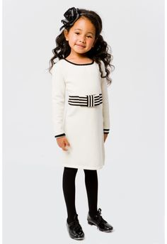 Milly Mini BETSY BOW DRESS