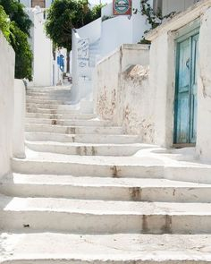So excited for endless white stairs this summer. Greece is calling and I have responded! #summer #greece #amorgos