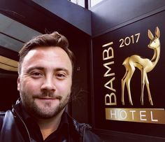 TGIF  Greetings from Berlin!  Just checked in at the official @bambi_awards Hotel: @sofitelberlinkudamm !  Nice!!!