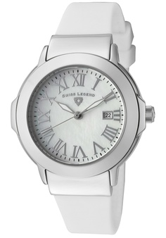 Price:$99.99 #watches SWISS LEGEND 20032-02-WHT, For over a quarter of a century the makers of Swiss Legend have created their own legendary reputation by bringing their loyal customers timepieces steeped in tradition, design and versatility. Swiss Legend is a brand unlike any other. It is dynamic. It i
