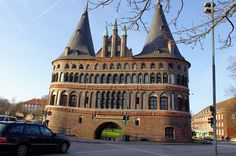 Holstentor (Lübeck - Germany)