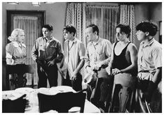 They Made Me A Criminal (1939) - John Garfield, Gloria Dickson, Claude Rains, Ann Sheridan and The Dead End Kids
