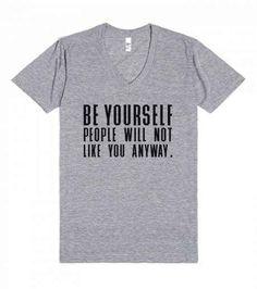Mean t-shirts
