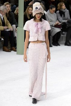 Chanel - Spring 2015 Couture Fashion Shows Paris