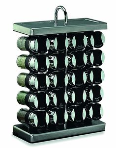 Bed Bath And Beyond Spice Rack Impressive 20 Jar Bottle Revolving Spice Rack Set Organizer Rotating Storage 2018