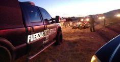 Policías de la CES auxilian a familia de paisanos accidentada en carretera Chihuahua-Cuauhtémoc | El Puntero
